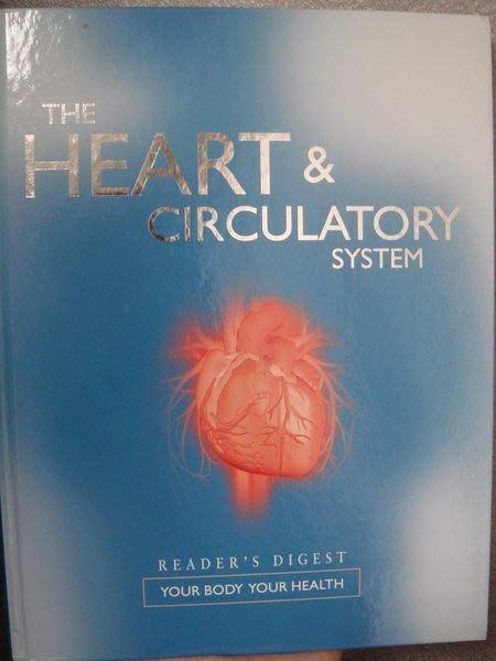 全新原文書【The Heart & Circlation System】,只有一本,無底價!免運費!