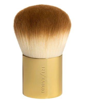 全新轉賣Zoeva 121 KABUKI Bamb 攜帶方便化妝刷散粉蜜粉礦物粉刷+蓋斑膏