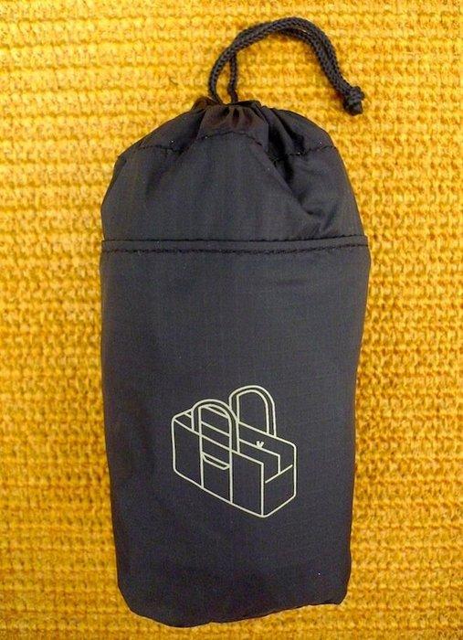 MUJI無印良品  *日本原裝輕巧版:滑翔傘布附收納袋折疊波士頓包 * / * 只要 1198 寄送到家!!