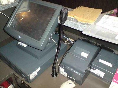 音響 監控 消防 批發中心 CAROL鵝頸式桌上固定型高感度麥克風 含10m線.台製工廠直營(保固兩年)
