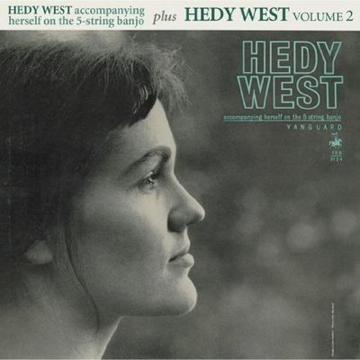 Accompanying Herself On The 5string Banjo/Hedy West-VCD79124