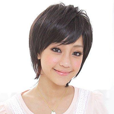 ☆雙兒網☆與日本同步流行擬真係假髮(現+預)【D63】日系清新好感超短髮