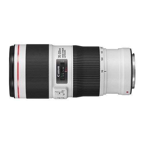 【eWhat億華】全新升級 Canon EF 70-200mm F4 L IS II USM 【二代鏡】平輸 【3】