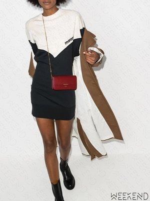 【WEEKEND】 ISABEL MARANT ETOILE Heloyae 印圖 長版 衛衣裙 短洋