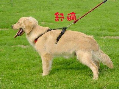 ☆加州蜜李☆外出專用~寵物胸背帶~工廠直營!  永久保固~中型犬 M size