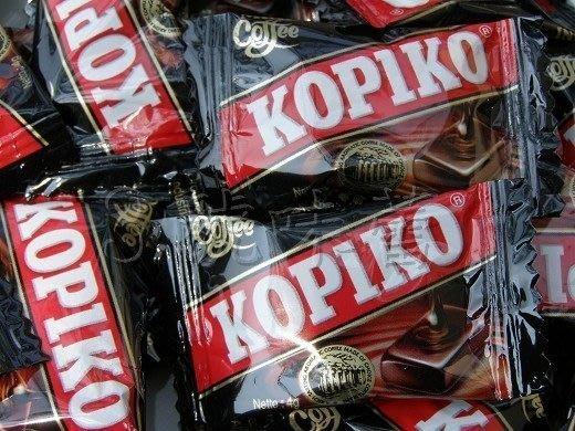 3號味蕾 量販團購網~KOPIKO 印尼咖啡糖3000G(原味、卡布奇諾)量販價490元