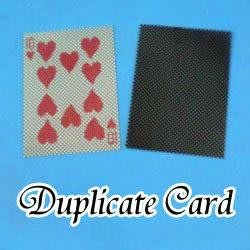 【意凡魔術小舖】透視網點 Duplicate Card+教學 808撲克牌魔術把妹