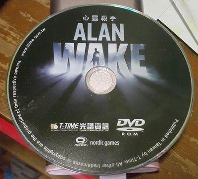 PC GAME--心靈殺手Alan Wake / 2手