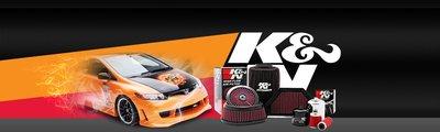國豐動力 K&N 高流量空氣濾心/濾網/清洗護理工程 全車系進排氣系統歡迎洽詢