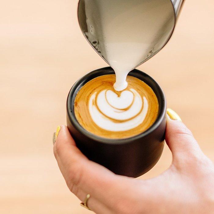 FELLOW MONTY 雙層陶瓷咖啡杯– 4.5oz(兩色可選)告耳杯拉花杯