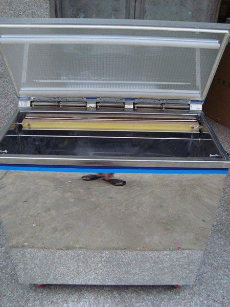 ZK-10公斤茶葉食品真空機包裝機送真空槽