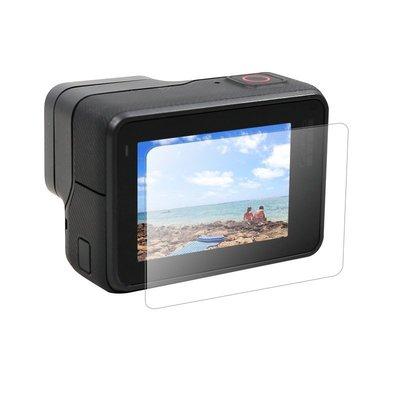 高清膜For Gopro鋼化膜hero8/7/6/5配件鏡頭屏幕session保護貼膜#配件#車用#支架