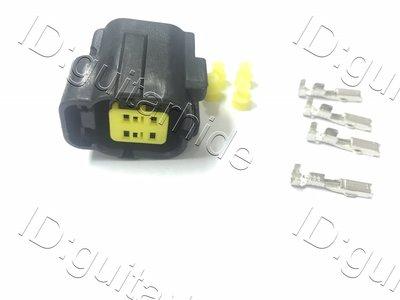 福特 TIERRA 1.6 / 2.0 & MAZDA 323 O2 含氧感應器 含氧感知器插頭 感知器端 公頭
