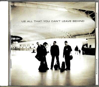 U2合唱團 / All That You Can't Leave Behind