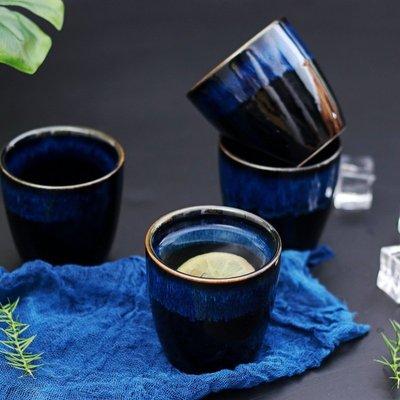 有一間店-日式陶瓷創意杯子家用餐具個性茶杯咖啡杯酒杯酒店餐廳小杯子(規格不同 價格不同)