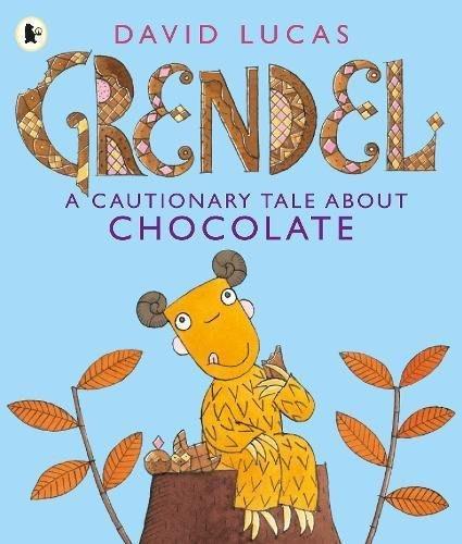 *小貝比的家*GRENDEL:A CAUTIONARY TALE ABOUT CHOCOLATE/平裝/3-6歲/母親節
