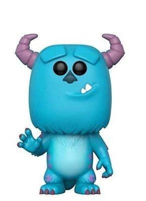 預購 美國帶回 Funko POP DISNEY Monster's Sulley 正品 迪士尼 Q版毛怪 公仔