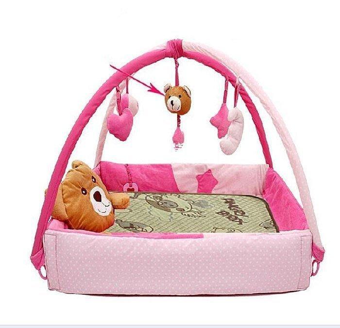 三季寶寶升級版遊戲墊 【】高檔音樂嬰兒遊戲墊 遊戲毯嬰兒0-1歲早教玩具送家人/朋友禮物最佳首選❖470