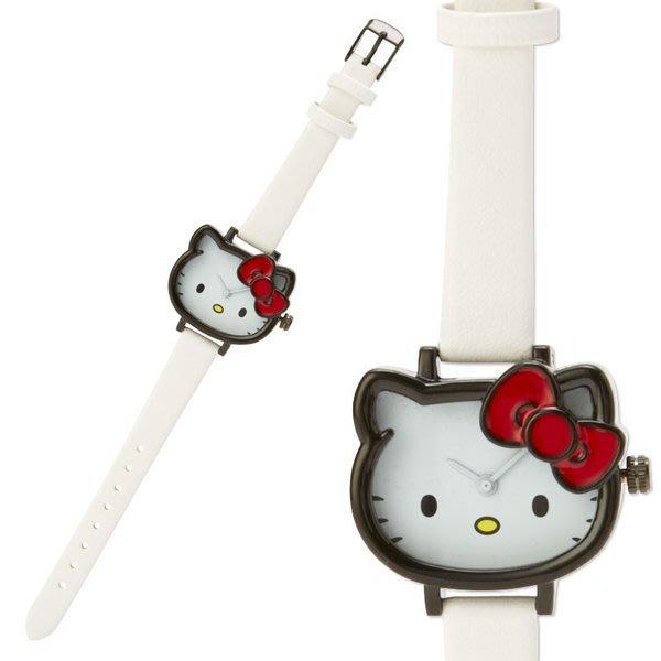 4165本通 造型手錶 凱蒂貓 I LOVE KITTY 4901610338292 下標前請詢問