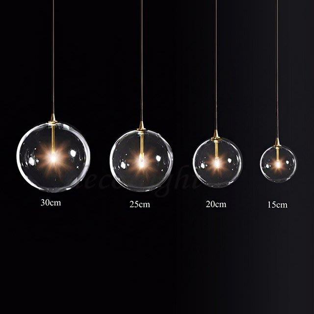 【一盞燈】設計師款 15cm 光影泡泡吊燈 20cm 25cm 30cm