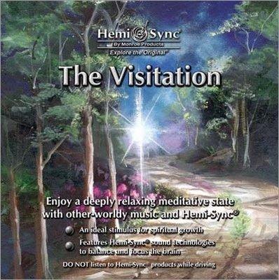 [心靈之音] 探視 The Visitation -美國孟羅Hemi-Sync雙腦同步CD-美國進口原裝新品