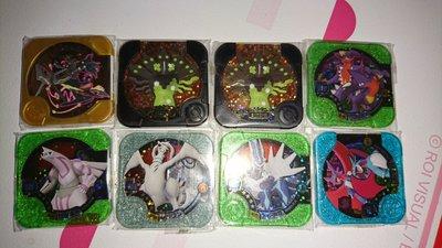 神奇寶貝金烈、黑卡基格爾德. Tretta 與5張四星卡合賣。