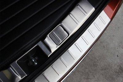 【車王小舖】三菱 Mitsubishi 2015年 Outlander外後護板 Outlander後防刮板 後踏板