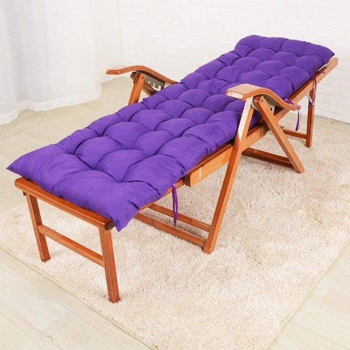 摺疊躺椅 辦公室躺椅摺疊午休竹椅陽台家用休閒睡椅老人單人夏季午睡沙灘椅  [全館免運]