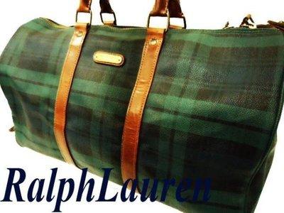 Polo Ralph Lauren 100%真品~ 旅行袋 45cm