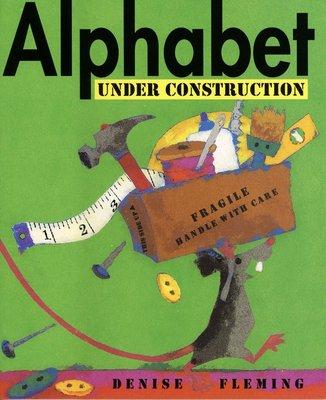*小貝比的家*ALPHABET UNDER CONSTRUCTION/平裝/3~6歲/基礎認知