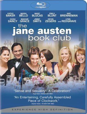 BD 全新美版【珍奧斯汀的戀愛教室】【The Jane Austen Book Club】Blu-ray 藍光