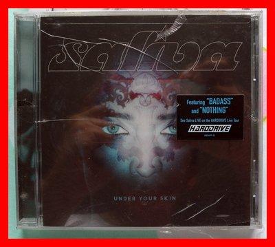 ◎2011全新進口版CD未拆!Saliva-唾液合唱團-Under Your Skin-另一個你專輯-等10首好歌-搖滾