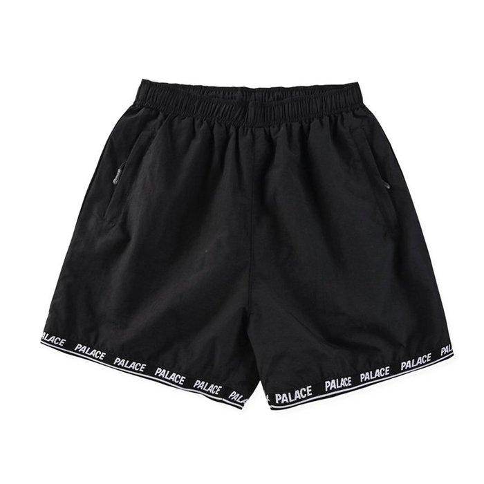 全新商品 Palace Skateboards 18SS Aslan Shell Short 休閒褲 短褲