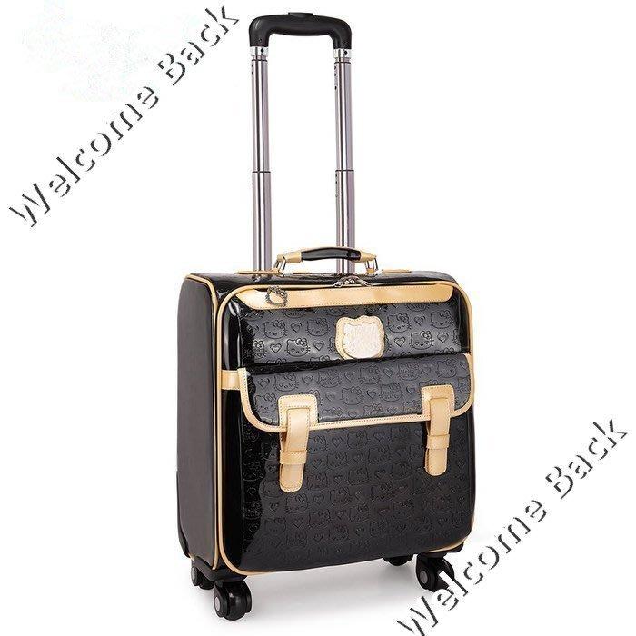 登機箱16寸旅行箱萬向輪20/24寸學生拉桿箱密碼行李箱