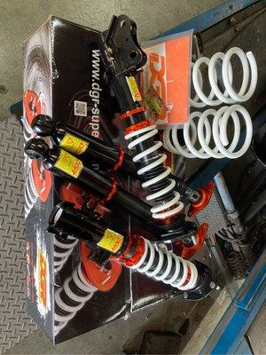 聖昌輪胎館 高性能 DGR 高低軟硬可調 運動版 舒適版 賽道版
