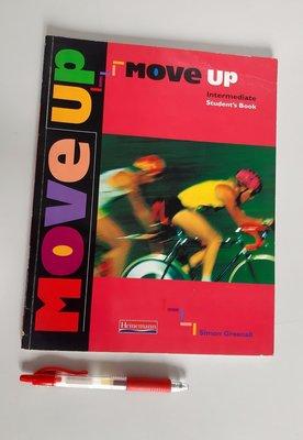Move Up: Intermediate Student's Book 英文聽 說 讀 寫 練習【書況新 未使用】