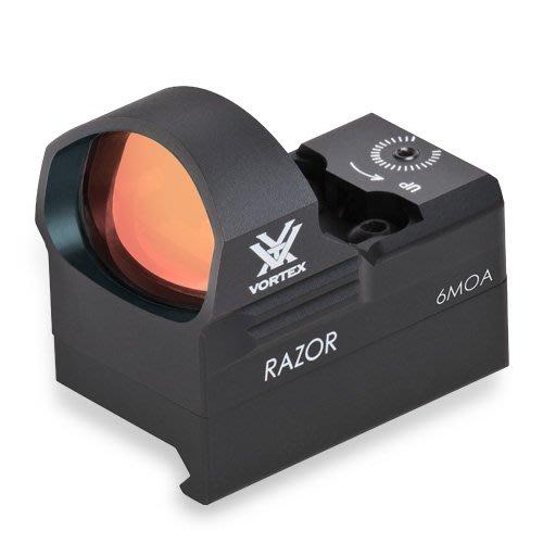 金和勝 真品 VORTEX Razor Red Dot 貓頭鷹 內紅點快瞄鏡 (6MOA RZR-2003) 25692
