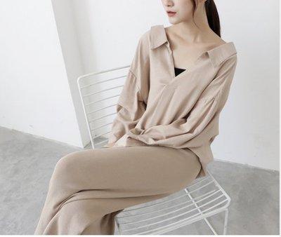 襯衫 (JMP0302-1) 韓時尚氣...