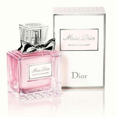 Dior迪奧Miss Dior Blooming Bouquet 粉花漾甜心淡香水100ml附Dior禮袋