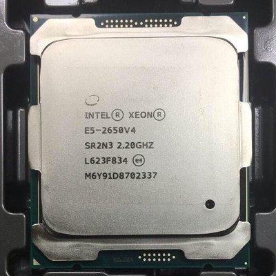 熊專業☆ Intel Xeon E5-2650 v4