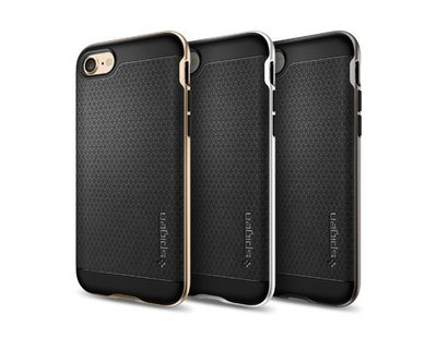 Spigen SGP Apple iPhone 7 Case Neo Hybrid四邊保護防撞Bumper雙件式手機殼