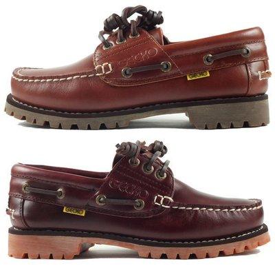 Ovan 女款 GECKO STEP 品牌 基本款 雷根鞋 帆船鞋 休閒鞋 情侶鞋 2色
