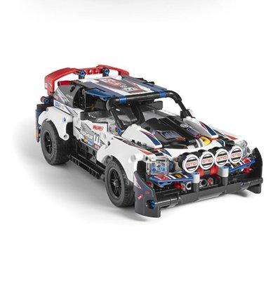 Lego 樂高積木(42109)Top Gear拉力賽車-Technic科技系列
