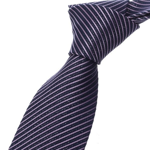 ☆vivi 領帶家族☆↘↘流行窄版領帶。手打7cm、610-1s紫(有拉鍊)