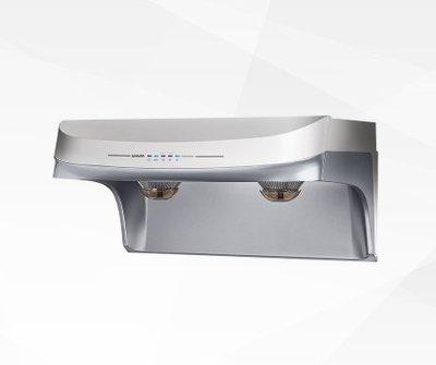 【婦品廚藝生活館】櫻花DR-3883SXL(90公分不銹鋼)流線型除油煙機-渦輪變頻 智能風控系列
