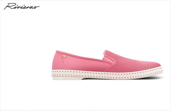 WaShiDa【法國品牌 Rivieras 2015 新款 粉紅色 20° 懶人鞋】現貨 2012 SALE