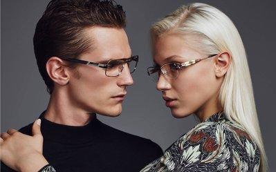 CAZAL 德國精品設計品牌 雙槓雙色...