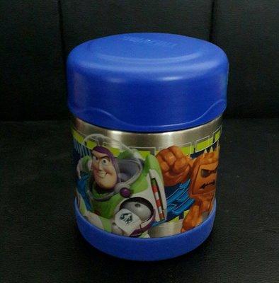 ♪瑋瑋城堡♪【可面交,近捷運】 美國進口Thermos膳魔師 幼童食品保溫罐 食物罐(玩具總動員)(10oz) 全新出清