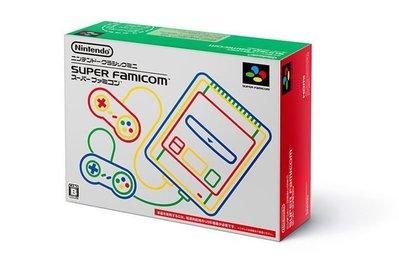 任天堂 Nintendo 原廠復刻版 SFC MINI 迷你超級任天堂 迷你超任 日本 日版【台中恐龍電玩】