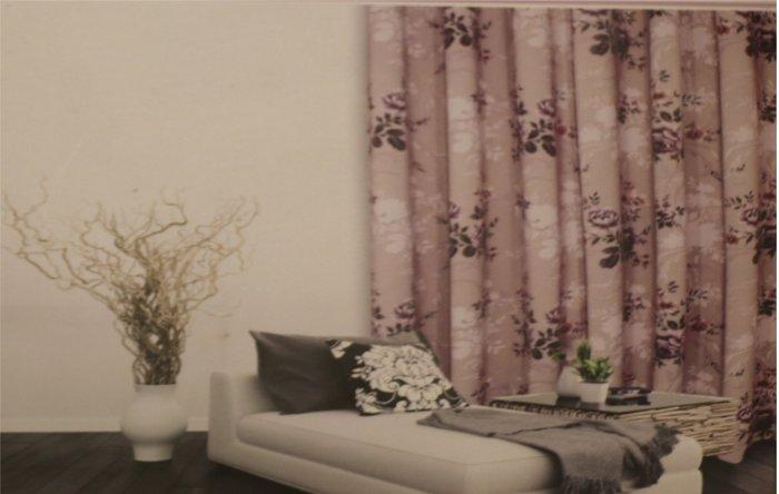 (巧巧窗簾)訂製窗簾、 窗簾布、拉門、百葉窗、木織簾、羅馬簾、防火捲簾、直立百葉、花沙、各式歐式造型、門簾、桌巾、傢飾